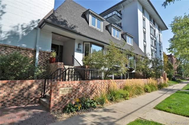 555 E 10th Avenue #208, Denver, CO 80203 (#8255176) :: The Griffith Home Team