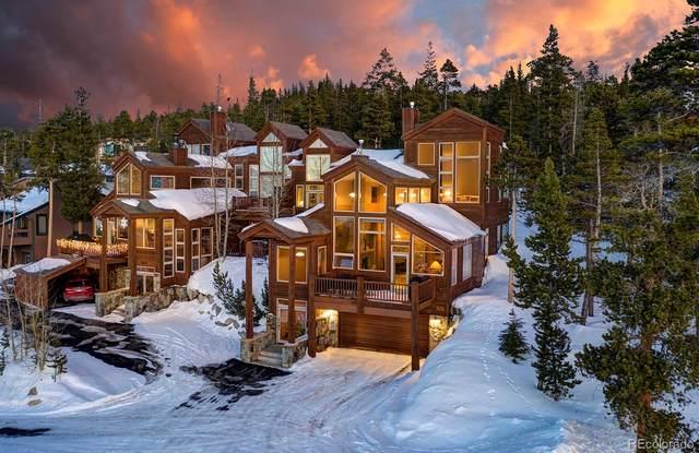 160 N Fuller Placer Road, Breckenridge, CO 80424 (#8255542) :: Colorado Home Finder Realty
