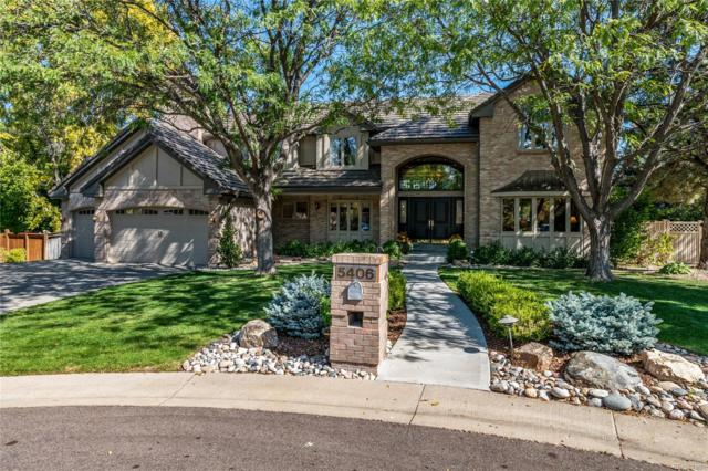 5406 S Fulton Court, Greenwood Village, CO 80111 (#8255620) :: House Hunters Colorado