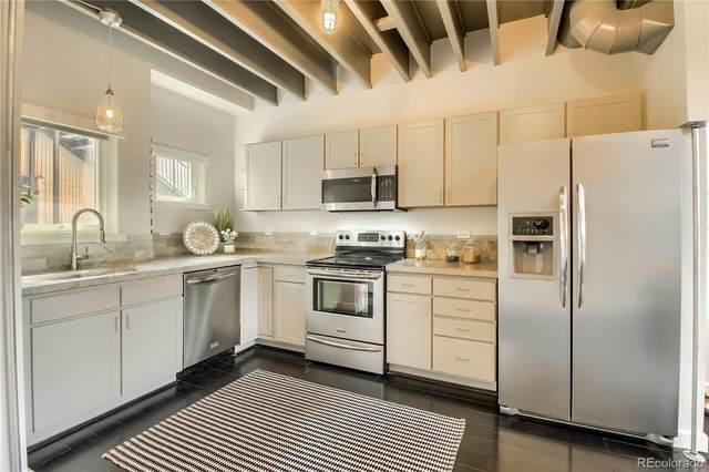 3267 Blake Street #102, Denver, CO 80205 (MLS #8255691) :: 8z Real Estate