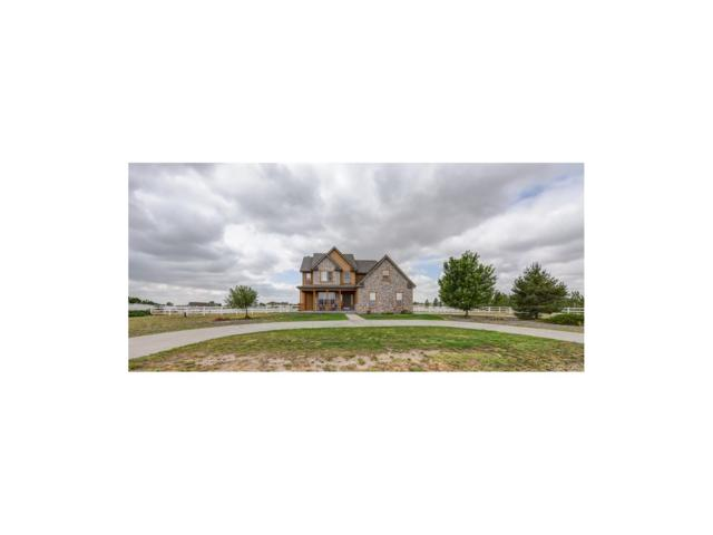 30848 E 151st Avenue, Brighton, CO 80603 (MLS #8255714) :: 8z Real Estate