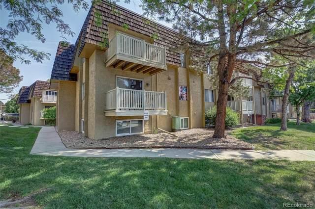 7645 E Quincy Avenue #206, Denver, CO 80237 (#8255729) :: Wisdom Real Estate