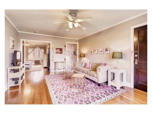 1138 E 14th Avenue #11, Denver, CO 80218 (MLS #8256089) :: 8z Real Estate
