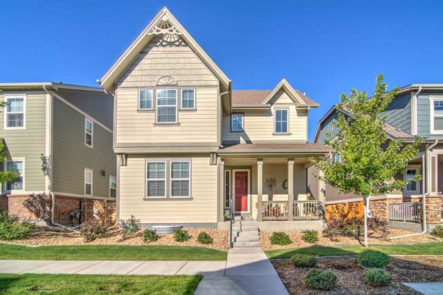 540 E Fremont Place, Littleton, CO 80122 (MLS #8256232) :: Colorado Real Estate : The Space Agency