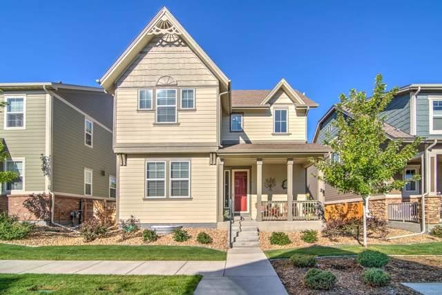540 E Fremont Place, Littleton, CO 80122 (MLS #8256232) :: 8z Real Estate