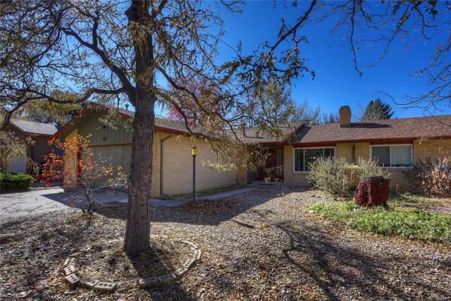 937 Roxwood Lane A, Boulder, CO 80303 (MLS #8256380) :: Kittle Real Estate