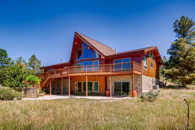 1663 Perry Park Avenue, Larkspur, CO 80118 (#8256421) :: The DeGrood Team