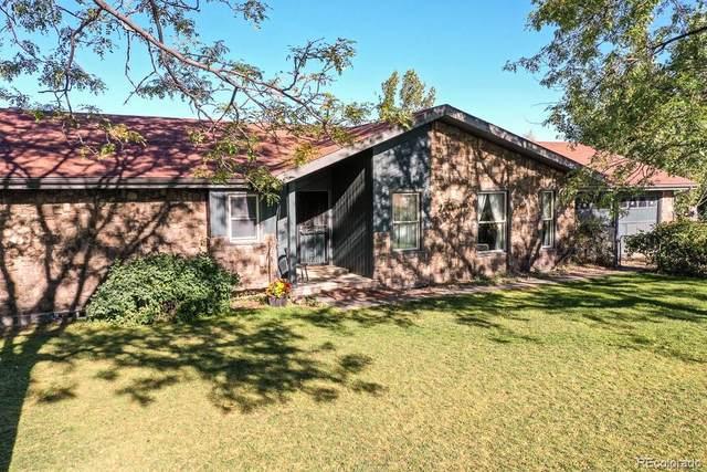 1901 N Kiowa Bennett Road, Bennett, CO 80102 (#8256483) :: Colorado Home Finder Realty
