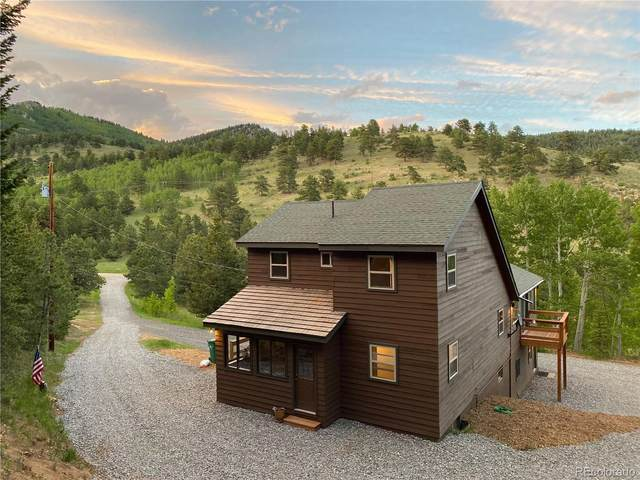 34670 Robinson Hill Road, Golden, CO 80403 (MLS #8256564) :: 8z Real Estate