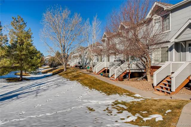 4160 E 119th Place B, Thornton, CO 80233 (#8256762) :: HergGroup Denver