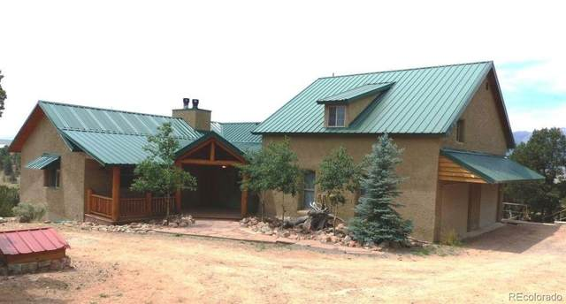 132 Hopi Road, Westcliffe, CO 81252 (#8256923) :: The Scott Futa Home Team