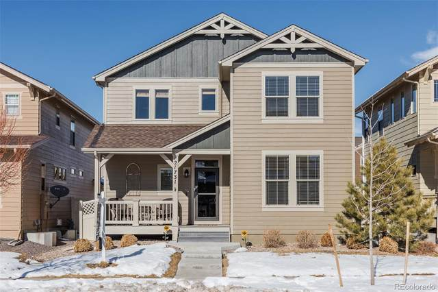 21731 E Tallkid Avenue, Parker, CO 80138 (#8257082) :: Bring Home Denver with Keller Williams Downtown Realty LLC