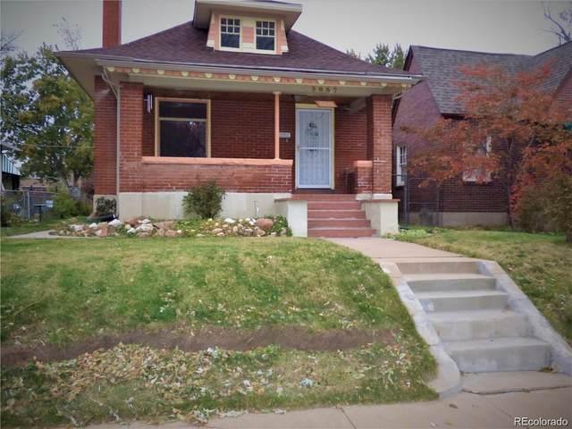 3857 Bryant Street, Denver, CO 80211 (#8257161) :: The Healey Group