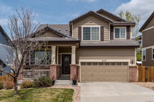 21171 E Nassau Avenue, Aurora, CO 80013 (MLS #8257502) :: 8z Real Estate