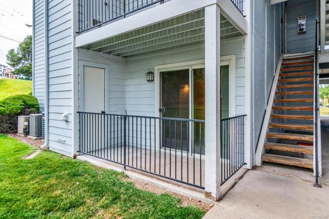 13095 W Cedar Drive #105, Lakewood, CO 80228 (#8257571) :: The Healey Group