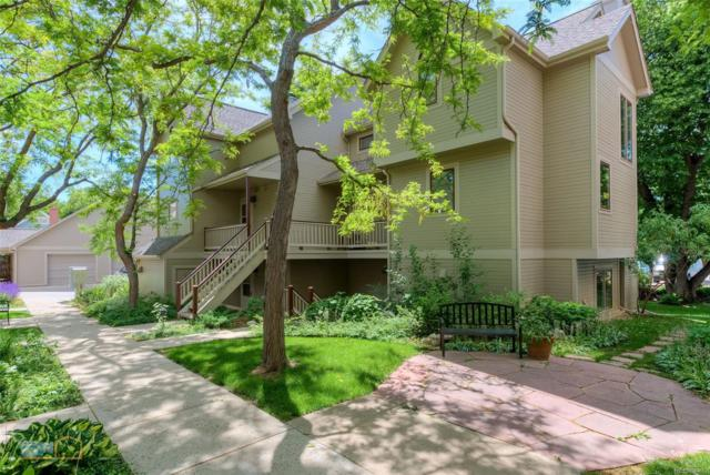 251 Pearl Street #2, Boulder, CO 80302 (MLS #8257650) :: Kittle Real Estate