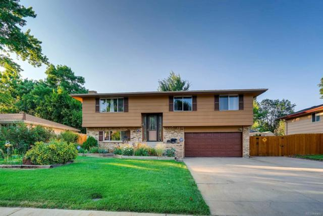 11851 W 70th Place, Arvada, CO 80004 (#8257858) :: The Peak Properties Group