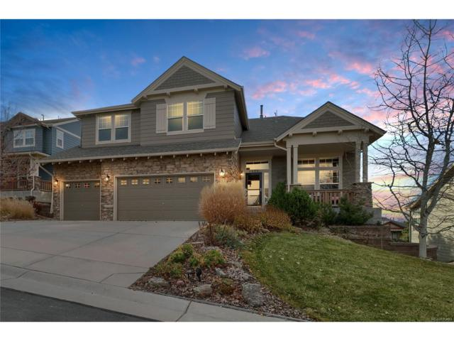 1575 Ridgetrail Court, Castle Rock, CO 80104 (#8258301) :: Colorado Team Real Estate