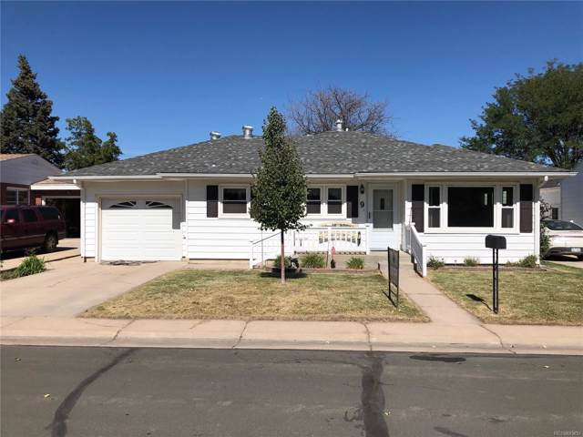 9 Circle Drive, Brush, CO 80723 (#8259035) :: HomePopper