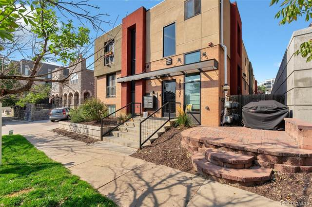 2837 Vallejo Street #107, Denver, CO 80211 (#8259202) :: Bring Home Denver with Keller Williams Downtown Realty LLC
