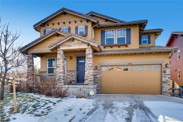 13965 Kenneth Circle, Parker, CO 80134 (#8259209) :: The HomeSmiths Team - Keller Williams
