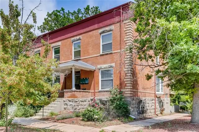 1733 E 22nd Avenue #11, Denver, CO 80205 (#8259298) :: The HomeSmiths Team - Keller Williams
