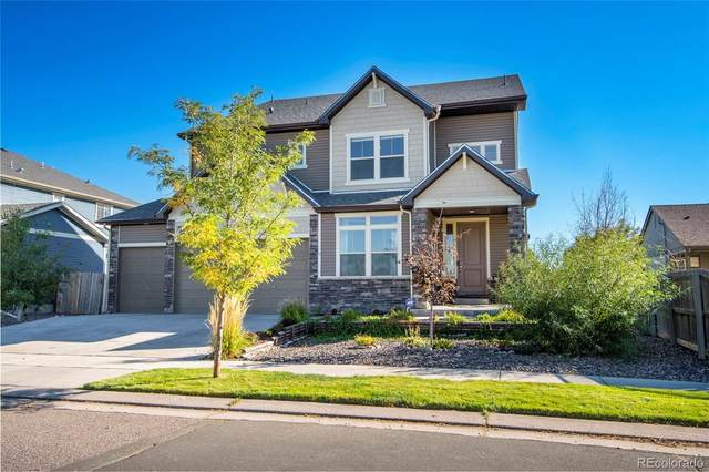 13310 E 106th Place, Commerce City, CO 80022 (#8259445) :: The DeGrood Team