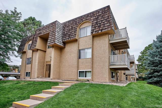 7615 E Quincy Avenue #208, Denver, CO 80237 (#8259535) :: The HomeSmiths Team - Keller Williams