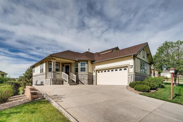 22122 E Canyon Place, Aurora, CO 80016 (#8259718) :: Bring Home Denver with Keller Williams Downtown Realty LLC