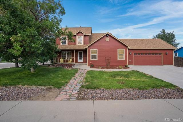 703 Copper Avenue, Fort Lupton, CO 80621 (#8259836) :: The DeGrood Team