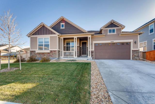 3482 E 143rd Drive, Thornton, CO 80602 (#8259910) :: My Home Team