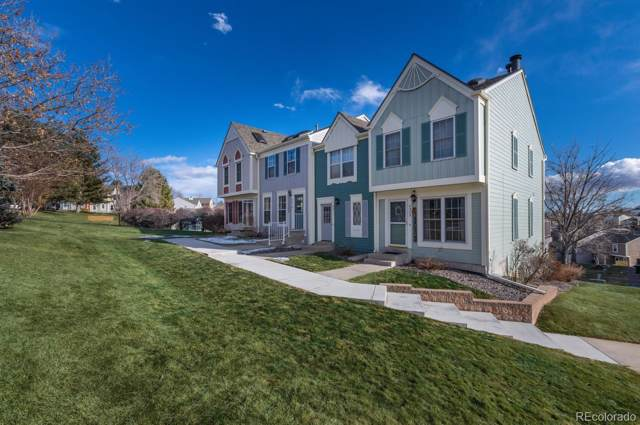 9509 W Ontario Drive, Littleton, CO 80128 (MLS #8260224) :: 8z Real Estate