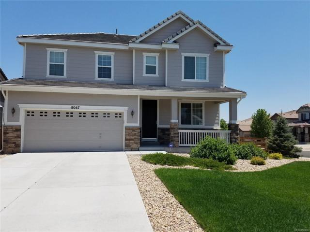 8067 Grady Circle, Castle Rock, CO 80108 (#8260260) :: Compass Colorado Realty