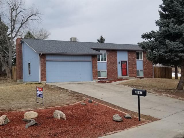 8261 W Pomona Drive, Arvada, CO 80005 (MLS #8260740) :: 8z Real Estate