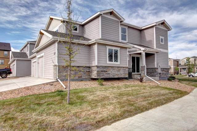 6106 Verbena Court #102, Frederick, CO 80516 (#8260948) :: The Griffith Home Team