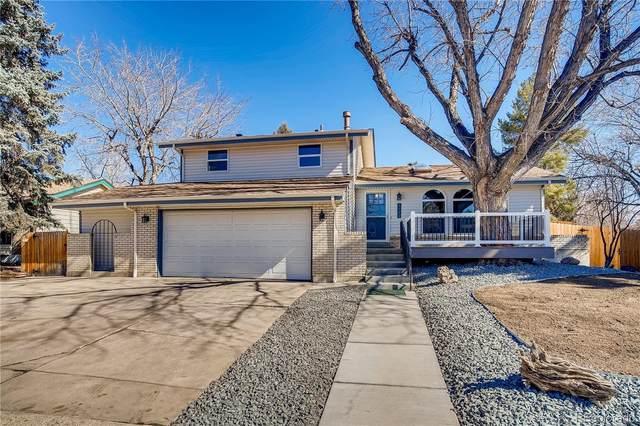 4120 S Roslyn Street, Denver, CO 80237 (MLS #8261306) :: Keller Williams Realty