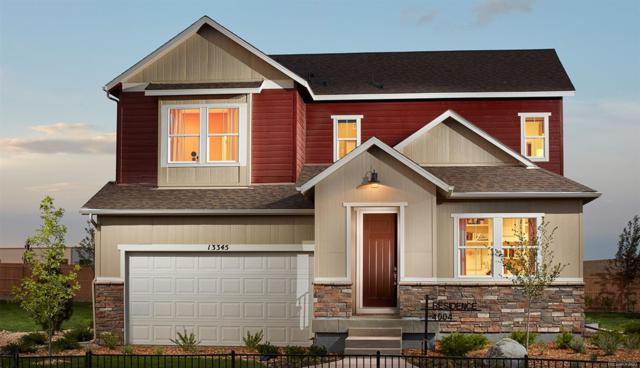4985 Wingfeather Place, Castle Rock, CO 80108 (#8261381) :: The HomeSmiths Team - Keller Williams