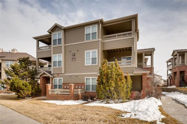 12896 Ironstone Way #303, Parker, CO 80134 (#8261568) :: 5281 Exclusive Homes Realty