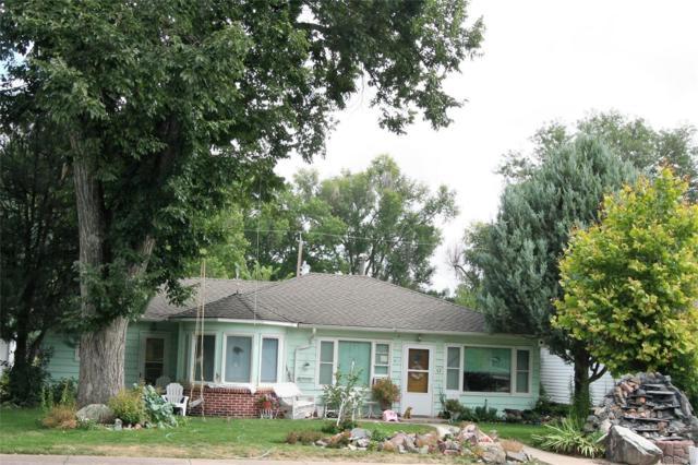 611 Lincoln Street, Brush, CO 80723 (#8261571) :: Group 46:10 - Denver