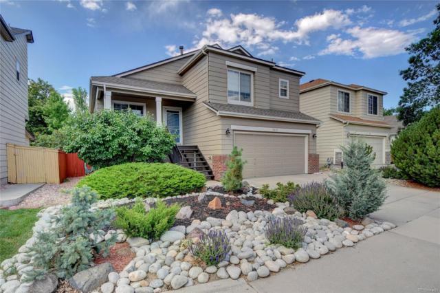 9815 Sydney Lane, Highlands Ranch, CO 80130 (#8261610) :: The HomeSmiths Team - Keller Williams