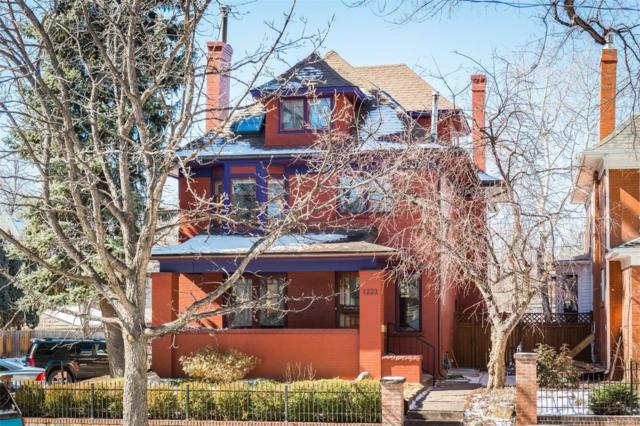 1223 N Humboldt Street, Denver, CO 80218 (#8261694) :: James Crocker Team