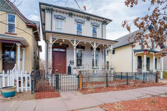 2841 Champa Street, Denver, CO 80205 (#8261755) :: The Dixon Group