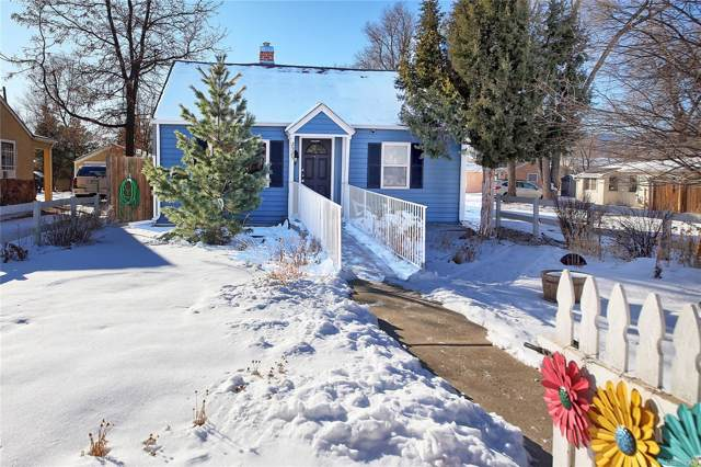 2525 E Monument Street, Colorado Springs, CO 80909 (MLS #8261798) :: Bliss Realty Group