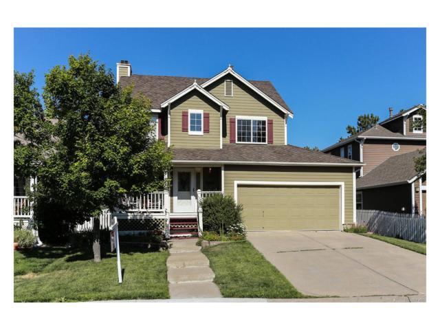 21709 Saddlebrook Drive, Parker, CO 80138 (MLS #8261811) :: 8z Real Estate
