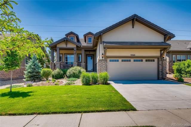 3960 Wild Horse Drive, Broomfield, CO 80023 (MLS #8262031) :: The Sam Biller Home Team