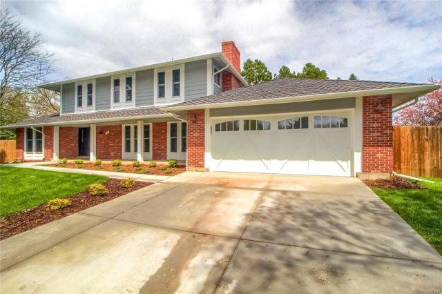 10857 E Berry Place, Englewood, CO 80111 (MLS #8262057) :: 8z Real Estate