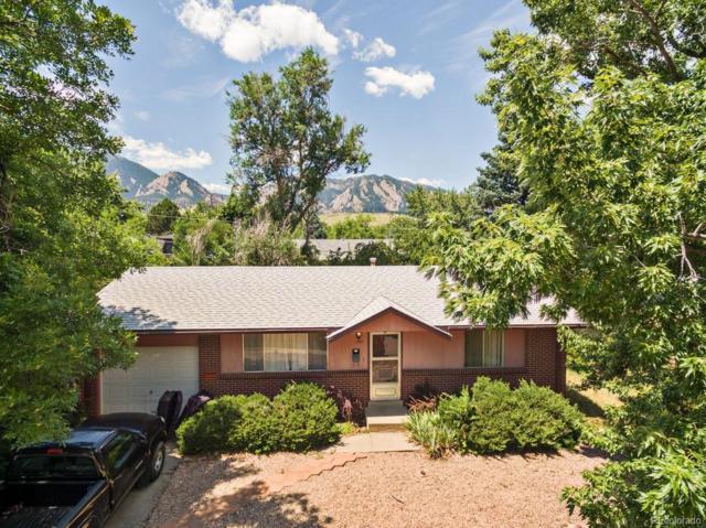 1195 Drexel Street, Boulder, CO 80305 (#8262280) :: House Hunters Colorado