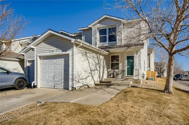 7851 S Kalispell Circle, Englewood, CO 80112 (MLS #8262442) :: 8z Real Estate