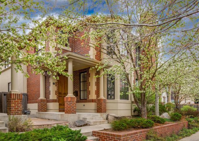 10 S Madison Street, Denver, CO 80209 (#8262516) :: The Peak Properties Group