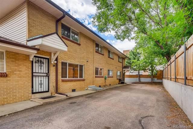 6410 W 44 Th Place B5, Wheat Ridge, CO 80033 (#8262848) :: Venterra Real Estate LLC
